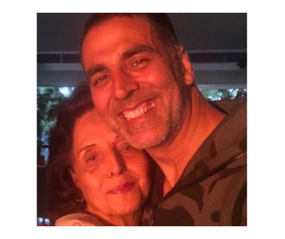 Akshay Kumar's mother hospitalised; actor leaves shooting in UK, reaches Mumbai