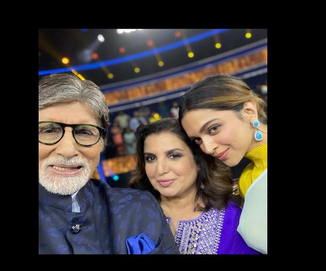 Kaun Banega Crorepati 13: In Viral video, Deepika Padukone complains about husband Ranveer Singh to Amitabh Bachchan