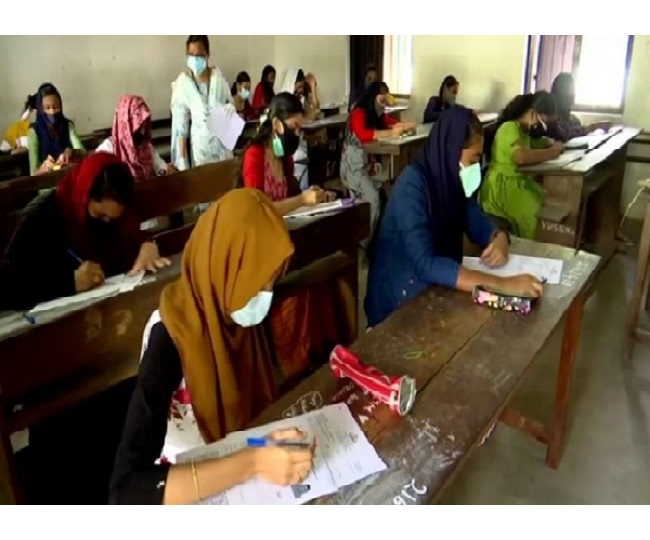 Kerala to conduct exams for over 1 lakh students in physical mode from Friday