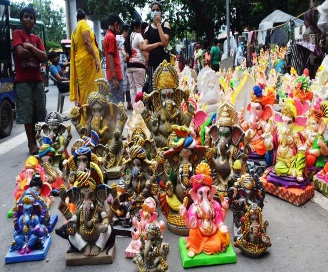 DDMA prohibits Ganesh Chaturthi celebrations in public places in Delhi to prevent COVID outbreak