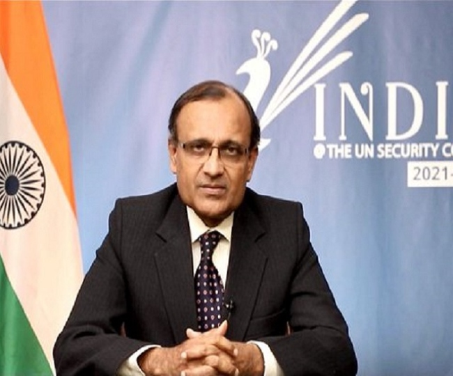 Afghan territory should not be used to attack any country: Tirumurti at UNSC meeting