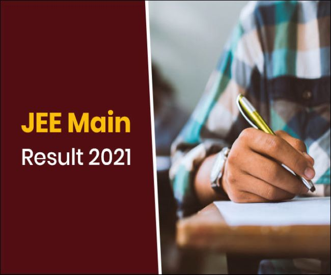 JEE Main 2021 Result: Session 4 scorecard declared; 44 score 100 percentile, 18 share top rank; here's how to check