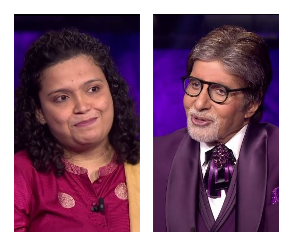 KBC 13: Amitabh Bachchan flirts with contestant; asks her out for a date | Watch video