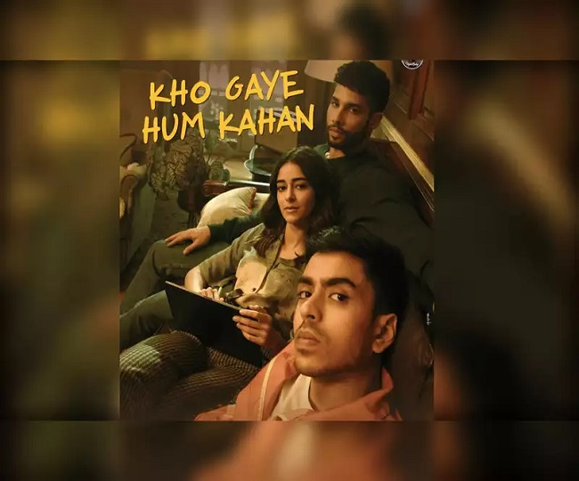 First look of Kho Gaye Hum Kahan out: Farhan Akhtar's film stars Ananya Panday, Siddhant Chaturvedi and others