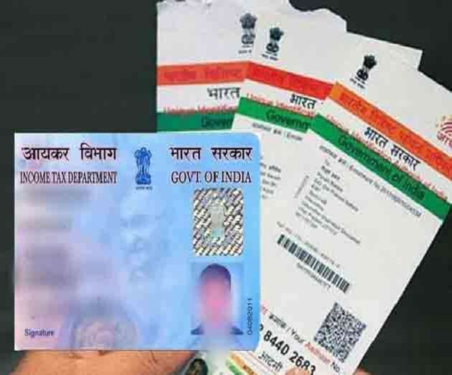 PAN-Aadhar linking deadline extended till March 31 next year; here's how to link both documents