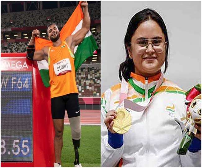 5 Gold, 8 Silver and 6 Bronze: With 19 medals in Tokyo, India scripts history at 'best-ever' Paralympics