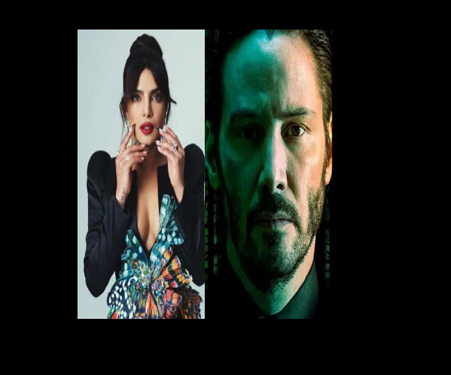 'Time to take that pill': Priyanka Chopra announces trailer release date of Matrix 4; check here