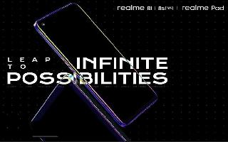 From Realme Tab to 5G phones, here's what to expect from Realme India..