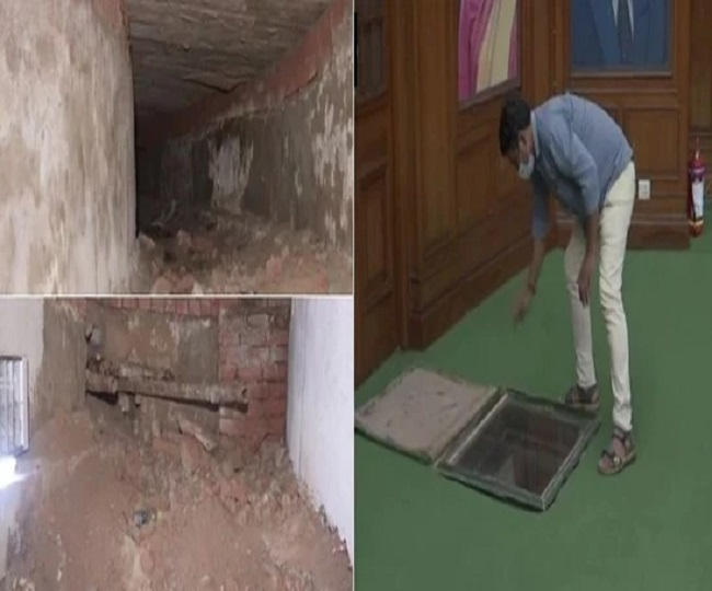 Secret British-era tunnel connecting Delhi Legislative Assembly to Red Fort discovered; here's what we know