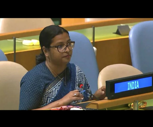 Pakistan promotes 'culture of violence' at home, across borders: India at UNGA