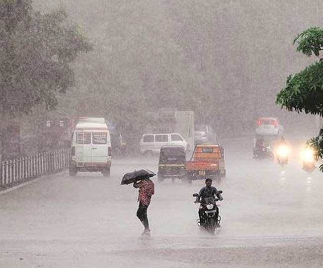 Delhi-NCR Weather Updates: IMD predicts heavy rainfall for next two days, issues orange alert   check forecast here