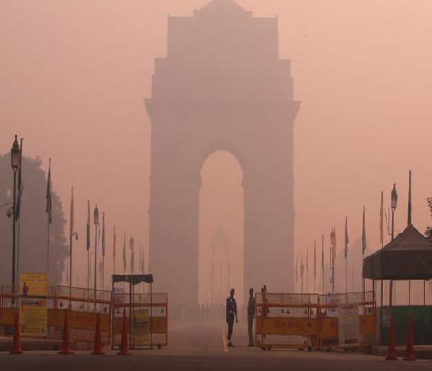 Jagran Explainer   WHO says over 90 pc of world's population breathing polluted air; here's where India stands