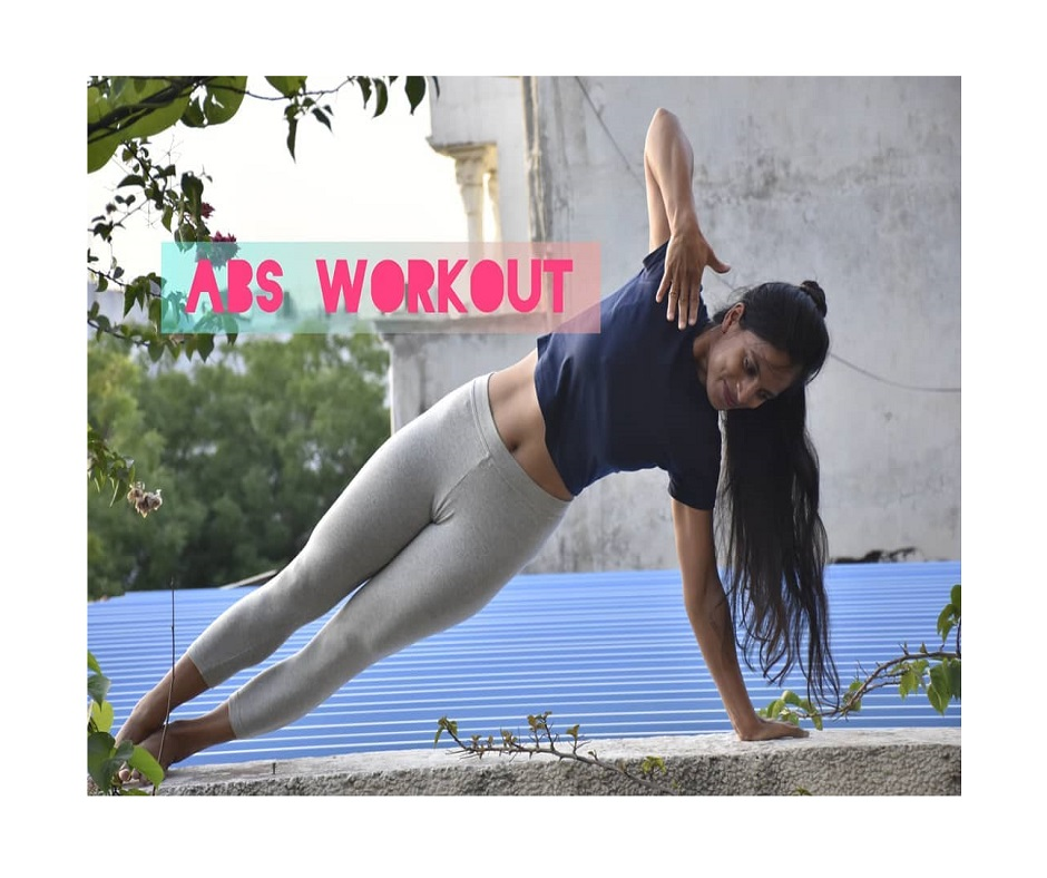 Want perfectly toned abs? Do these 4 effective abs workouts at home for flat stomach