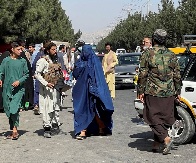 8-month pregnant Afghan policewoman killed by Taliban in front of kids, husband in Ghor province