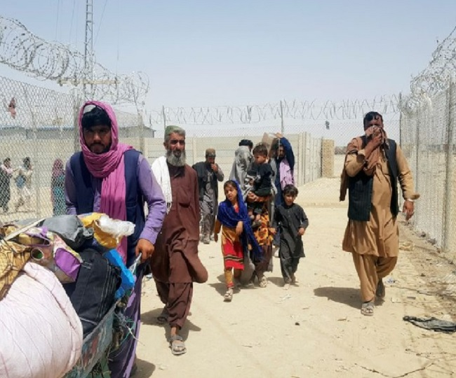 Afghanistan Conflict: 6.35 lakh people displaced in Afghanistan this year, UN says