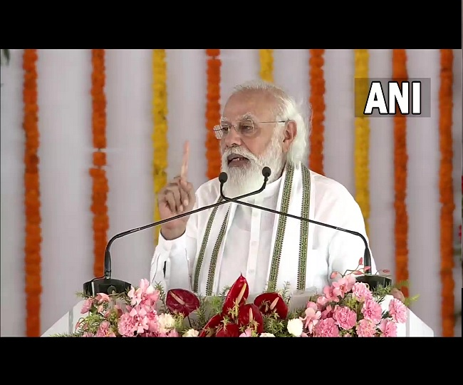 'Gone are the times when UP was run by gangsters, corrupt people': PM Modi in Aligarh