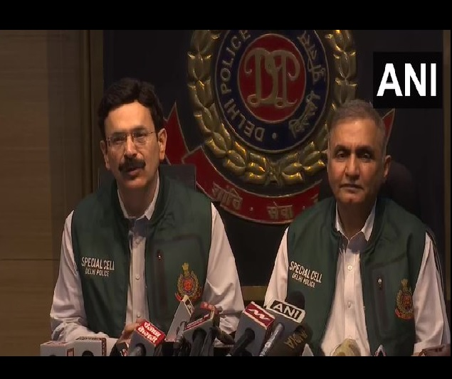 Pak-organised terror module busted in Delhi, six arrested; two terrorists trained in Pakistan