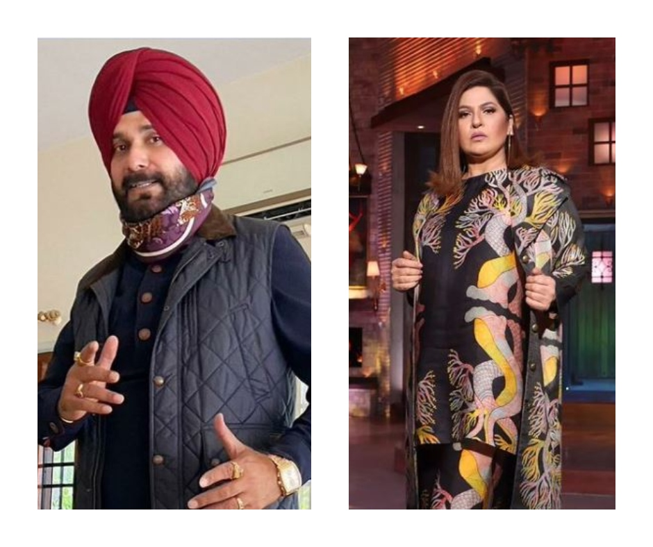 Archana Puran Singh reacts to Navjot Singh Sidhu's resignation as Punjab Cong chief; shares series of memes on herself