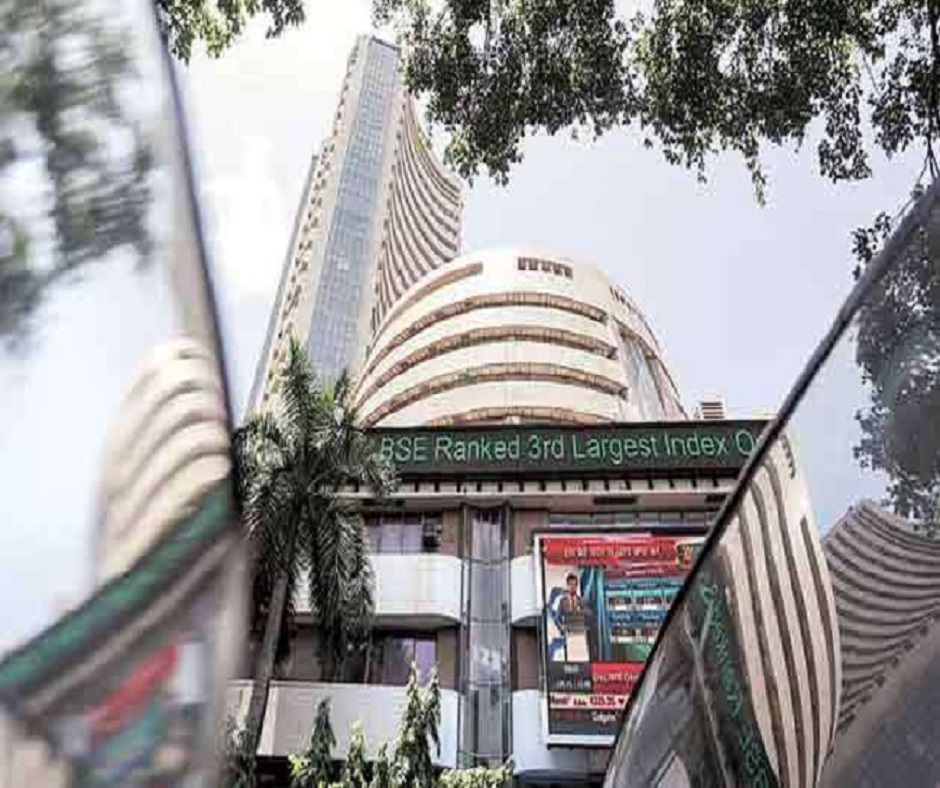 Sensex rallies over 950 points, Nifty ends above 17,800 for first time; realty, banking stocks at record high