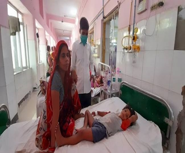150 children suffering from high fever, dysentery hospitalised in Bengal amid COVID third wave concerns