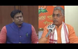 BJP appoints Sukanta Majumdar as West Bengal party chief, Dilip Ghosh made national vice president