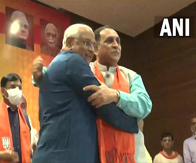 Bhupendra Patel, BJP MLA from Ghatlodia, to be new Gujarat CM; swearing-in today