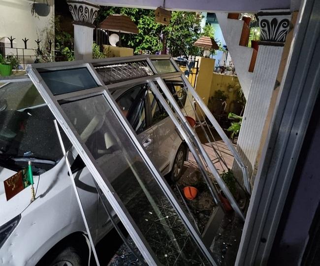 Blast at Nainital BJP leader's house, doors, windows damaged; CM orders probe
