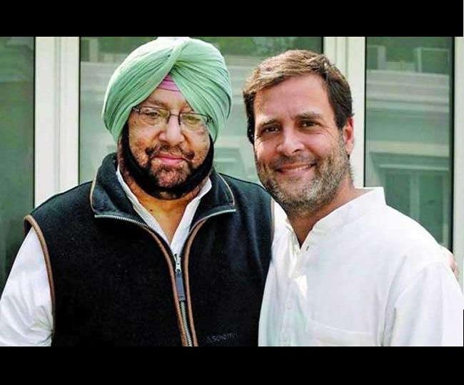 Rahul Gandhi, Priyanka Vadra 'inexperienced': Capt Amarinder threatens to pit candidate against Navjot Sidhu