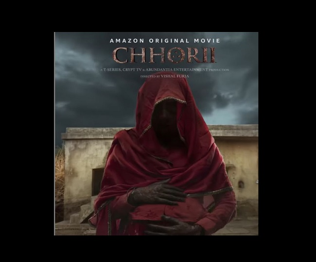 Chhorii Motion Poster Out: Nushrratt Bharuccha-starrer horror film will send chills down your spine | WATCH