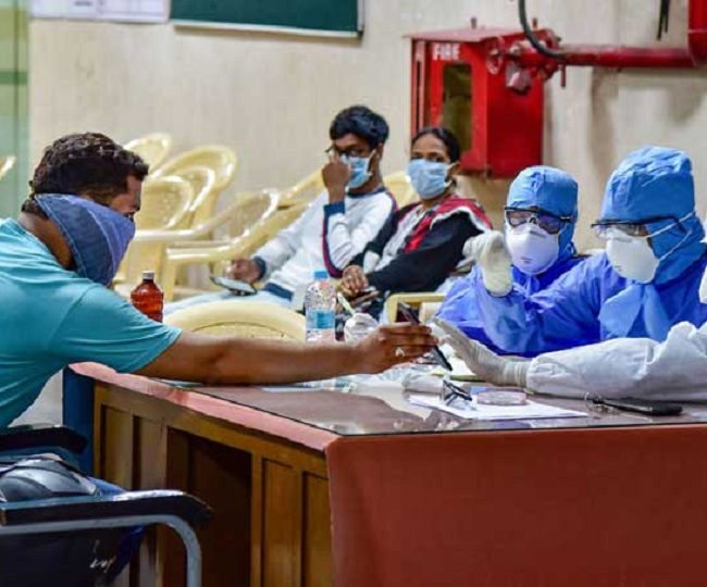 Kerala sees decline in COVID cases, logs 20,240 new infections; India's active tally drops to 3.74 lakh