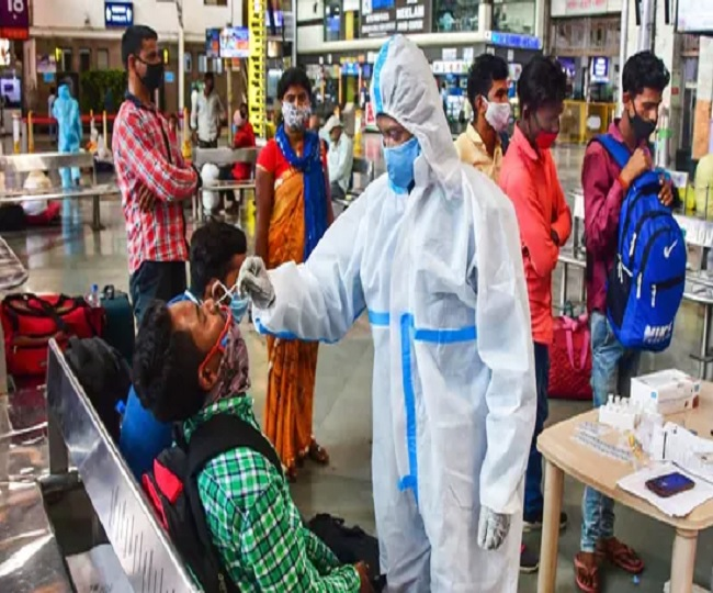 India logs 35,622 new COVID infections, 281 deaths in last 24 hrs; Kerala add 23,260 cases, 131 fatalities