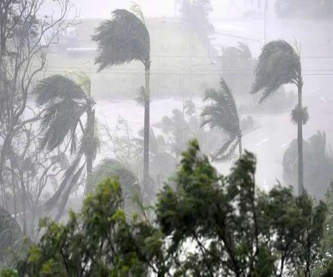 IMD issues cyclone alert for Odisha, Andhra Pradesh; heavy rains expected for next 48 hours