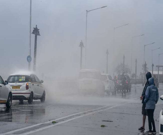 Jagran Explainer: How cyclone Gulab is transforming into another cyclonic storm 'Shaheen' on western coast