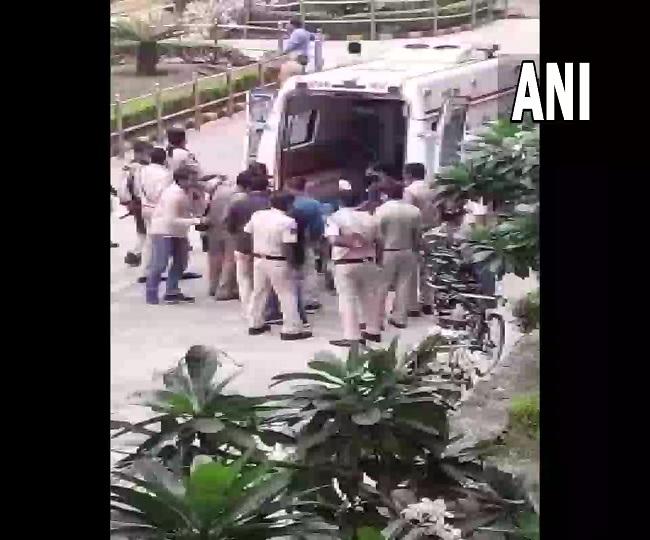 Jitender Gogi, Delhi's top gangster, shot dead in Rohini court; shooters neutralised by police