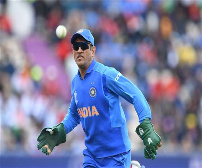 MS Dhoni returns to Team India in new avatar for T20 World Cup