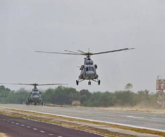 Jagran Explainer: The strategic importance of Emergency Landing Facility in Rajasthan near Pakistan border
