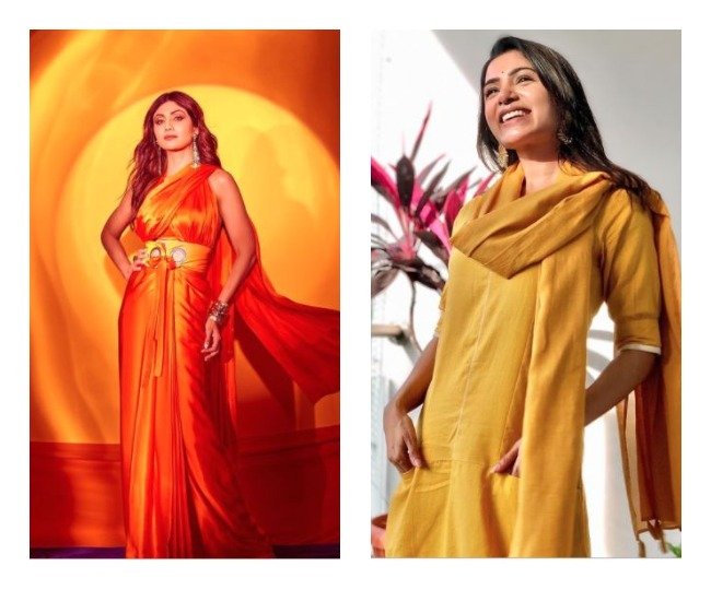 Ganesh Chaturthi 2021: From Shilpa Shetty to Jr NTR to Samantha Akkineni, celebs extend wishes on Vinayaka Chaturti