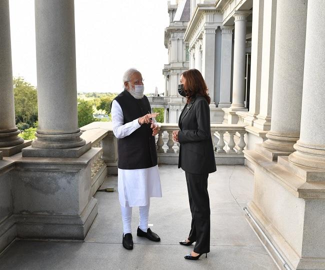 Kashi's minakari chess set, ship, Buddha statue: What PM Modi gifted Kamala Harris, other leaders in US