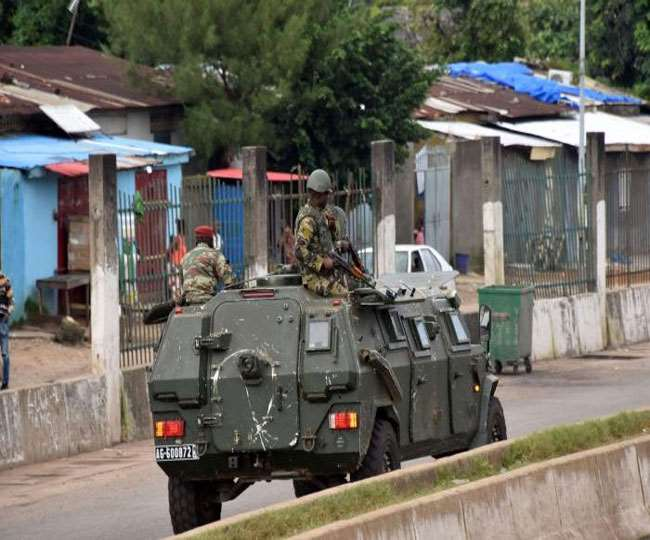 Guinean president detained as Army seizes power; UN chief condemns coup attempt
