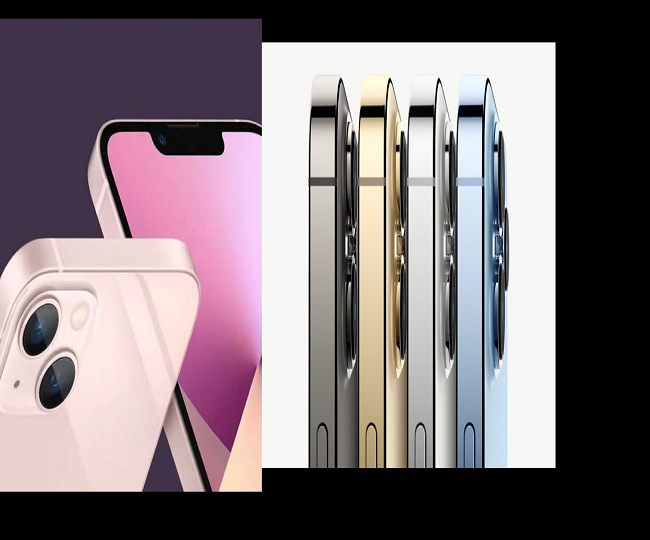 Apple launches iPhone 13, 13 Mini, iPhone 13 Pro and Pro Max; check specifications, prices and sale date in India