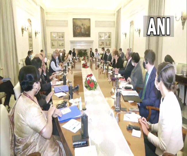 India, Australia hold first-ever '2+2' ministerial dialogue; Afghanistan crisis on agenda