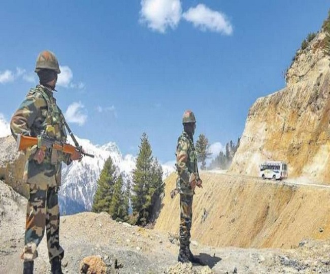 China installs new shelters, deploys drones in eastern Ladakh; India responds by placing big guns