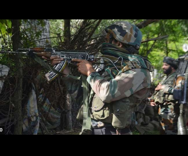 3 Pak terrorists killed by Indian Army in J-K's Uri; 5 AK-47s, 70 hand grenades recovered