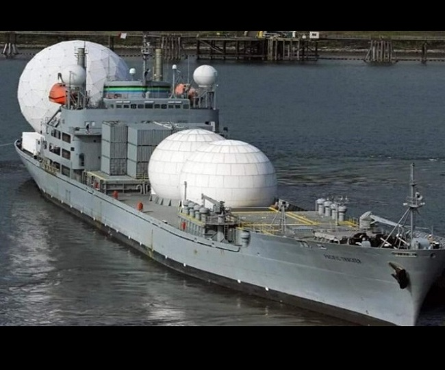 Jagran Explainer: How INS Dhruv, Navy's 1st nuclear missile tracking ship, will strengthen India
