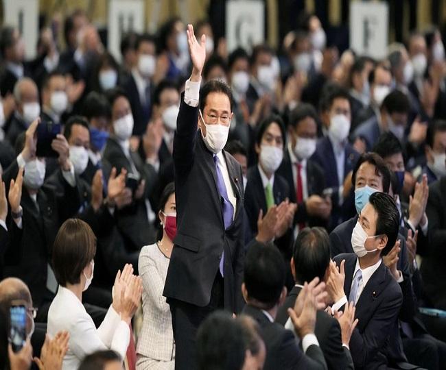 Fumio Kishida, Japan's former top diplomat, to become next Prime Minister