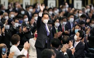 Fumio Kishida, Japan's former top diplomat, to become next Prime Minister ..