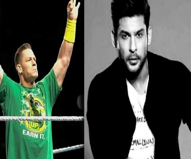 Fast & Furious 9 actor and WWE wrestler John Cena pays tribute to Sidharth Shukla, shares monochromatic pic