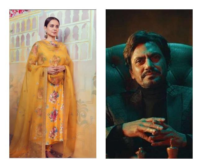 'One of the best actors in world': Kangana Ranaut congratulates Nawazuddin Siddiqui for Emmy Awards nomination