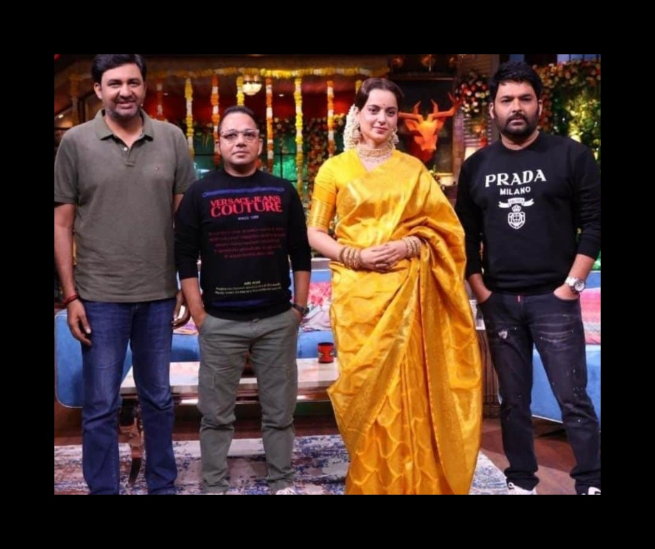 The Kapil Sharma Show: Kangana Ranaut to promote Thalaivii in the upcoming 'Ganesh Chaturthi' special episode