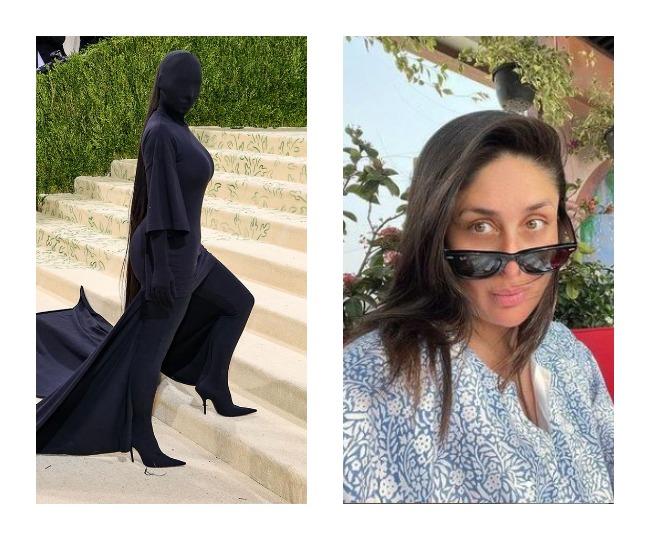 Kim Kardashian's Met Gala 2021 look leaves Kareena Kapoor Khan confused; asks 'Kya ho raha hai?'